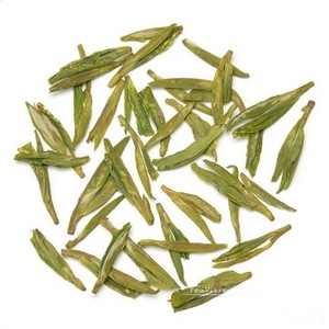 Organic Superfine Dragon Well Long Jing Green Tea from Teavivre