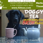 Doggy Tea (Where's the Bacon) by 52teas from 52teas