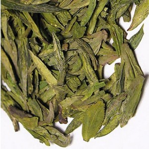 Dragon Well from Golden Moon Tea