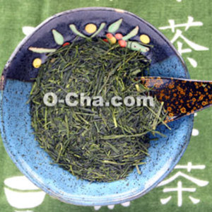 Organic Kagoshima Asamushi Sencha from O-Cha.com