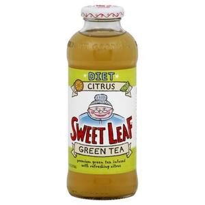 Diet Citrus Green Tea from Sweet Leaf