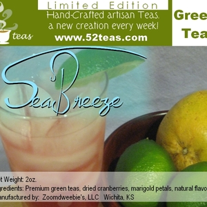 Sea Breeze Green Tea from 52teas