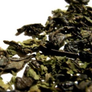 Moroccan Mint Green Blend from Tiger Spring Tea