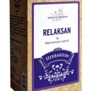Relaksan from Herbarium, Croatia
