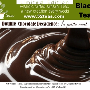 Double Chocolate Decadence from 52teas