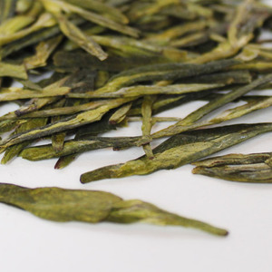Dragonwell Style Laoshan Green: 2012 Spring Harvest from Verdant Tea