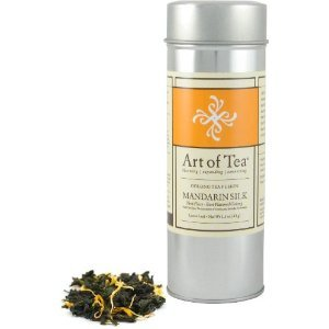 Mandarin Silk Loose Leaf Oolong Tea from Art of Tea