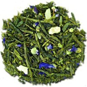 Blue Mango Green Tea from Culinary Teas