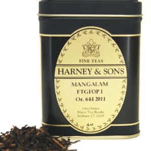 Mangalam FTGFOP Assam (Full-Leaf) 2011 from Harney &amp; Sons
