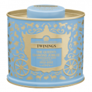 The Queen's Diamond Jubilee (Commemorative Blend) 1952-2012 from Twinings