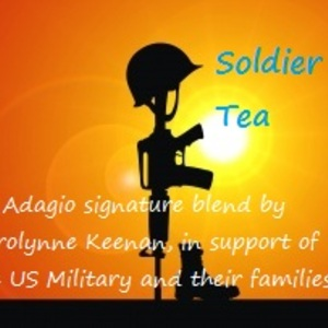 Soldier Tea/Thank You for Your Service Tea from Custom-Adagio Teas