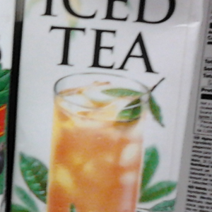 Alpine Herbs Iced Tea from Favorite
