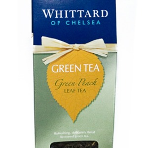 Green Peach Leaf Tea from Whittard of Chelsea