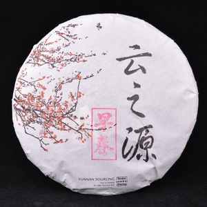 "2012 Yunnan Sourcing ""Early Spring Yi Wu"" Raw Pu-erh tea cake from Yunnan Sourcing"