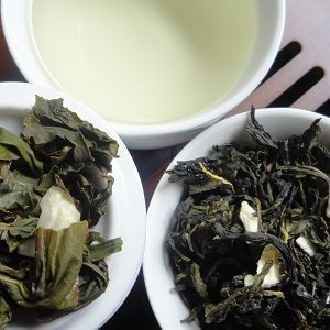 Flowery Pineapple Oolong from Butiki Teas
