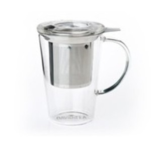 DAVIDsTEA Perfect Glass Mug from Teaware