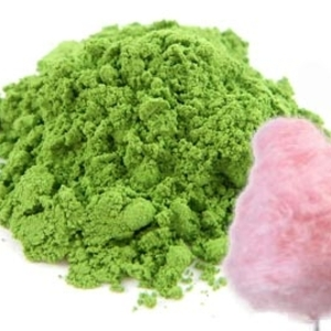 Cotton Candy Matcha from Red Leaf Tea