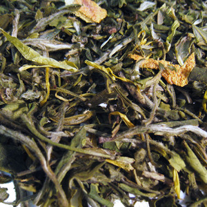 White Tangerine from Fusion Teas