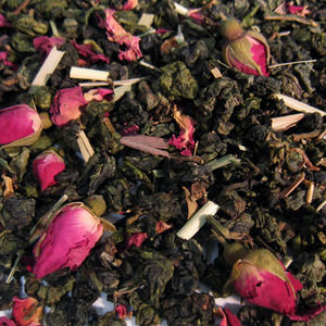 Lemon Rose Bud from Fusion Teas