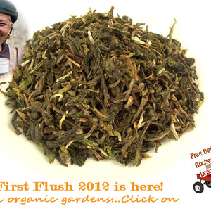 Rohini (Clonal) from Happy Earth Tea