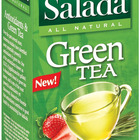 salada green strawberry tea from Salada