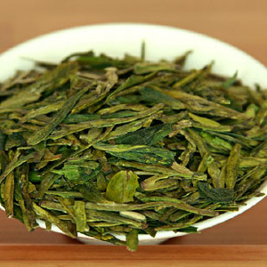 dragonwell early harvest from Halcyon Tea