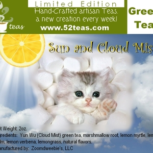Sun and Cloud Mist from 52teas