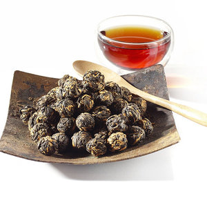 Black Dragon Pearls from Teavana