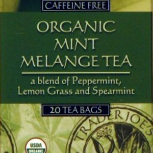 Organic Mint Melange from Trader Joe's