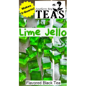 SBT: Lime Jello from 52teas