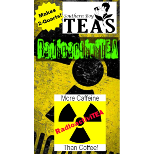 SBT: RadioactiviTEA from 52teas