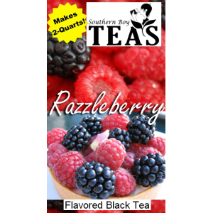 SBT: Razzleberry from 52teas