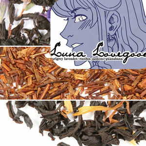Luna Lovegood from Custom-Adagio Teas