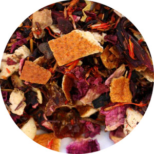 Blood Orange from Caraway Tea Company