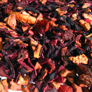 Wild Cherry Hibiscus from Fusion Teas