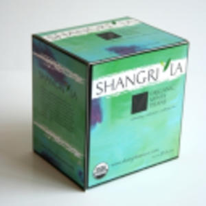 Organic Mints Tisane from Shangri-La Tea Co.