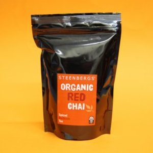 Organic Red Chai from Steenbergs (Tea Merchant)