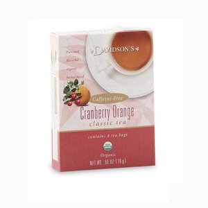 Organic Cranberry Orange Classic from Davidson&#x27;s