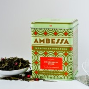 Lingonberry Green from Ambessa (by Harney & Sons)