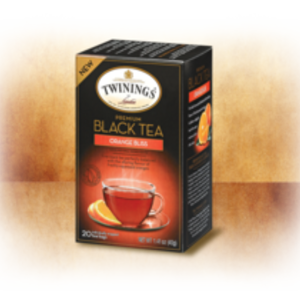Orange Bliss from Twinings