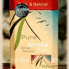 Pure White SIlver Needle Tea from In Nature