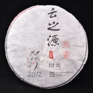 "2012 Yunnan Sourcing ""Wu Liang Mountain"" Wild Arbor Raw Pu-erh Tea cake from Yunnan Sourcing"