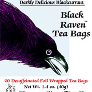 Decaffeinated Black Raven from Eastern Shore Tea Company