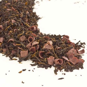 Chocolate Mint Fusion from Zenjala Tea Company