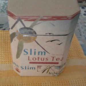 Slim Lotus Tea from In Nature