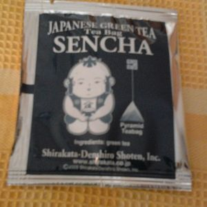 Japanese Green Tea (tea bag) Sencha (Green Sampler Pack) from Den&#x27;s Tea