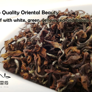 Premium Taiwan Oriental Beauty Oolong Tea from Nuvola Tea