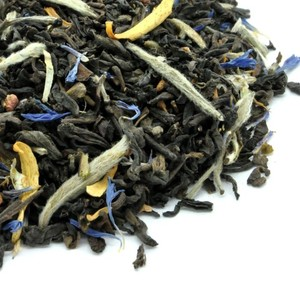 Fruity Pu-erh from The Tea Grotto