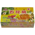 Herbal Tea Five Flowers Drink from Royal King