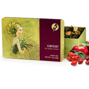 Cancer - The Zodiac Series - 2012 from Adagio Teas